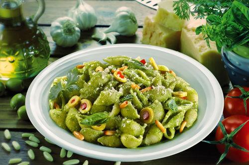 Del Monte Spinach Pasta