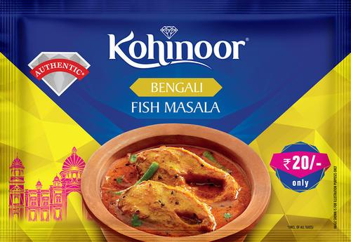 Kohinoor Bengali Fish Masala