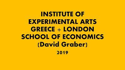 Institute of Experimental Arts - London School of Economics