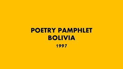 Pamphlet 1997