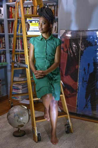 The Reader (Steffani Jemison), 2015