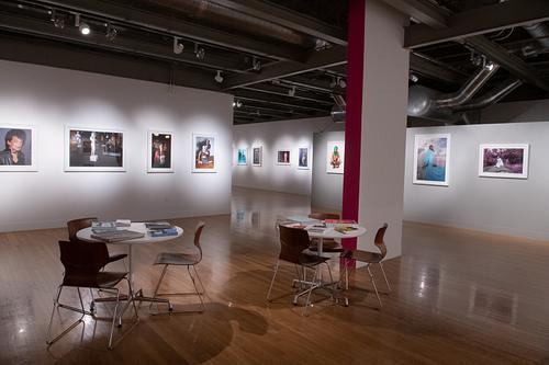 Visual Arts Center, UT Austin, 2019, photo by Sandy Carson