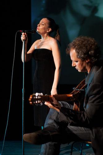 Teresa Salgueiro e Pedro Jóia