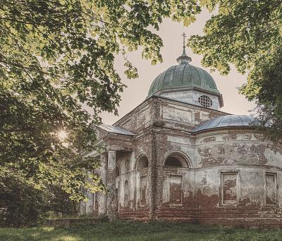 Temples Of Ukraine