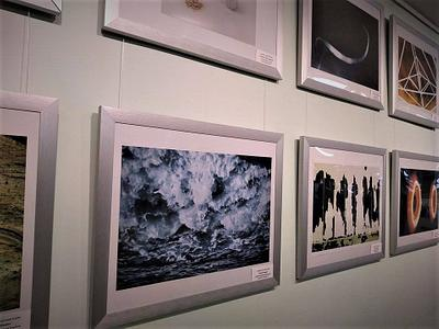 """The artwork """"Song of Water"""" is exposing on International Salon of Art Photography"""