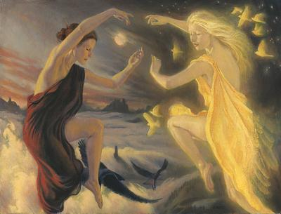 The Dance of Earth, Night and Sunna