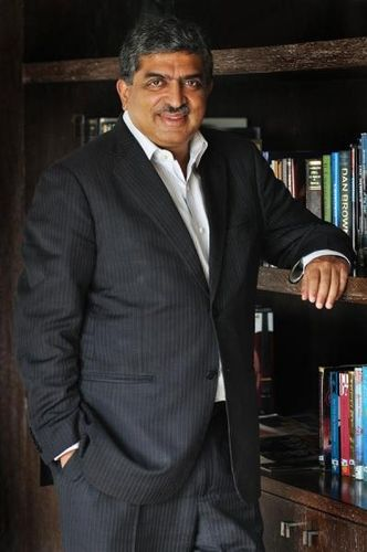Mr Nandan Nilekani