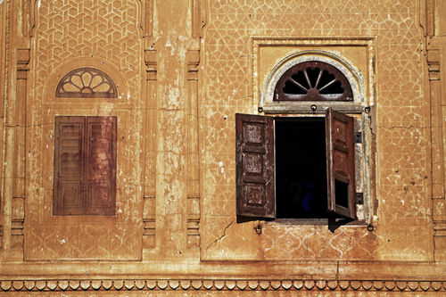 haveli window