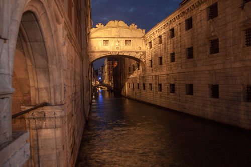 bridge of sighs, venice 2013