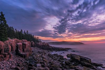 """""""Acadia At Dawn"""""""