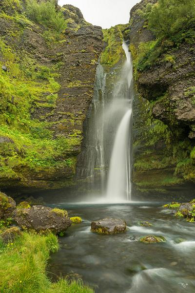 """Icelandic Falls #2"""