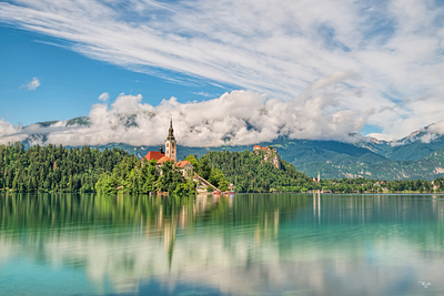 """Lake Bled"""