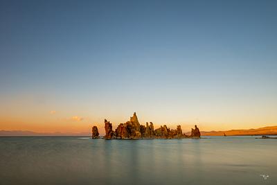 """""""Mono Lake At Dusk"""""""