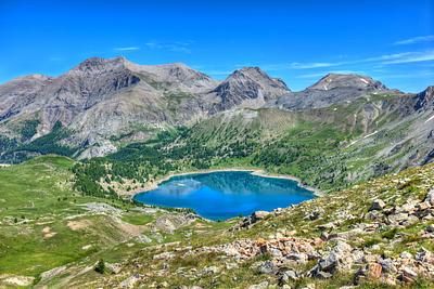 """Mountain Lake"""