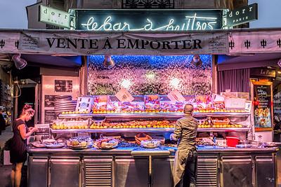 """""""Paris Food Scene"""""""