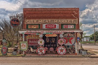 """Redneck Storefront"""