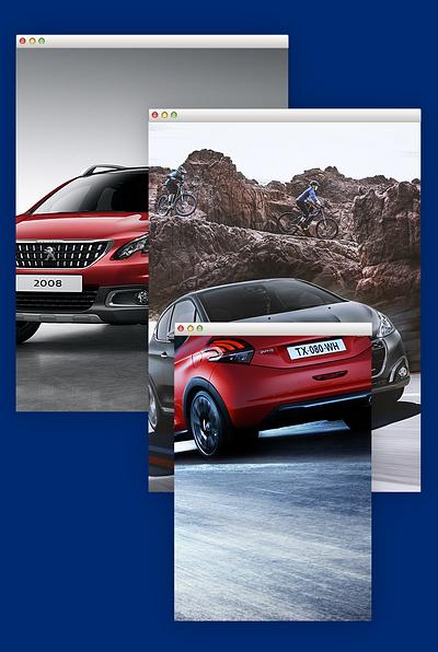 Peugeot Social media