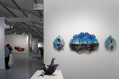 SCOPE Art Fair with Modern Eden during Art Basel Miami