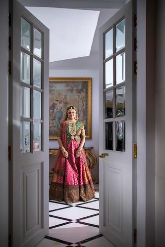 Destination wedding photography in Dhaka by Atul Pratap Chauhan