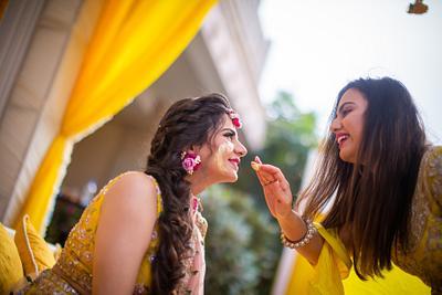 Best wedding photography in ITC Grand Bharat Delhi