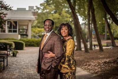 Pastor Dennis Parker and Portraits