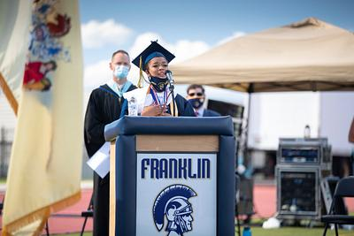 07/14 PM - Franklin High School - Graduation Ceremony