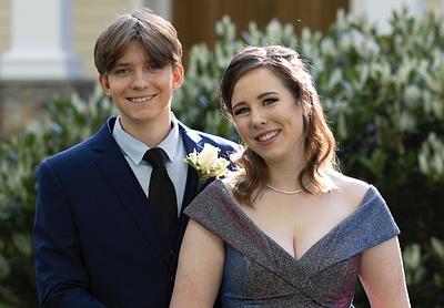 Oliver & Rachel Prom