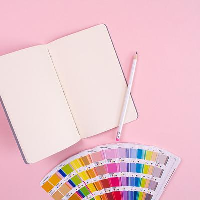Finding the right color palette