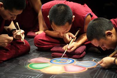 2002-01-12 Tibetan Mandala