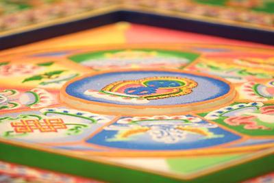 2002-01-20 Tibetan Mandala