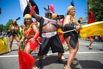 2007-06-23 Caribbean Carnival Parade