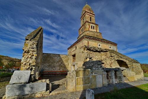 Biserica Sfantul Nicolae din Densus 0004