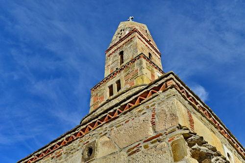 Biserica Sfantul Nicolae din Densus 0011