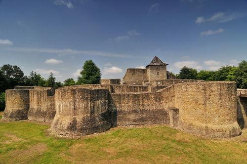 Cetatea de Scaun a Sucevei 0008