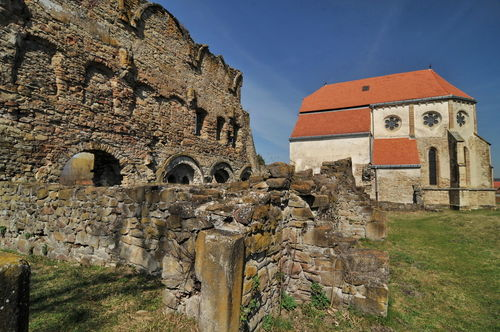 Abatia cisterciana de la Carta 0005