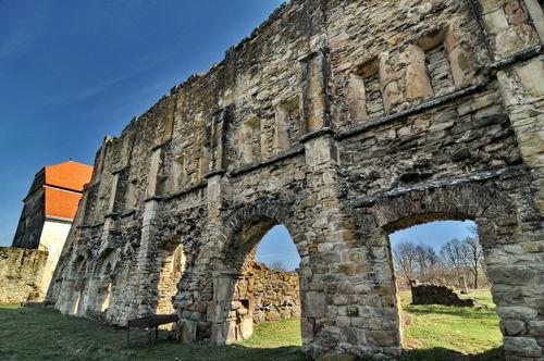 Abatia cisterciana de la Carta 0003