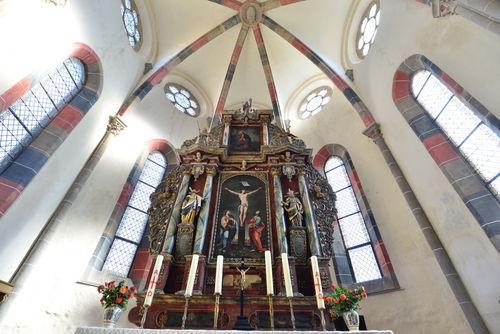 Abatia cisterciana de la Carta 0008