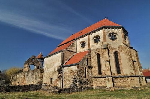 Abatia cisterciana de la Carta 0012