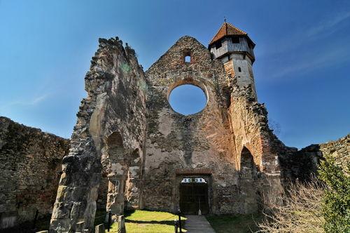 Abatia cisterciana de la Carta 0017