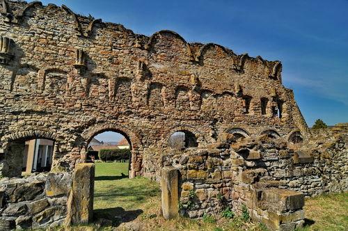 Abatia cisterciana de la Carta 0009