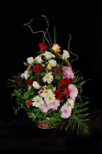 Aranjament floral 0001