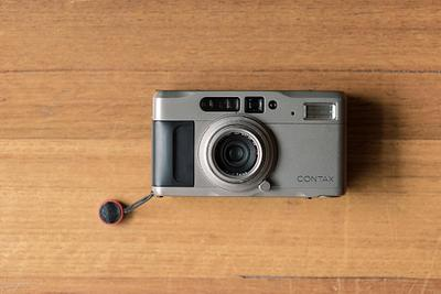 Contax TVS - The Ultimate 35mm point & shoot?