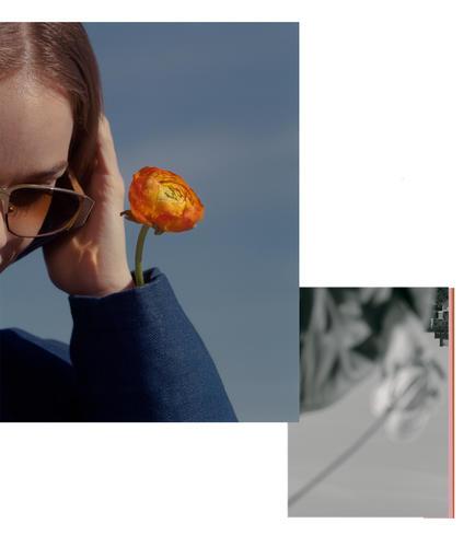 """Goodbye Winter"" for Material Magazine (formerly Material Girl) -- Style - Shawna Ferguson, Photographer - Amanda Jasnowski"
