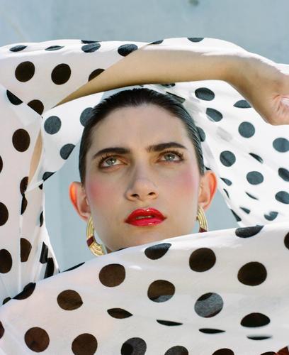 HUNGER Magazine: Stylist - Shawna Ferguson, Photographer - Chelsey Mitchell, Model - Gigi Roseney, Hair - Rebekah Calo, Makeup - Shannon Rodriguez