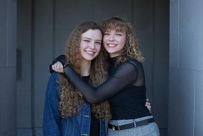 Anna & Katelyn