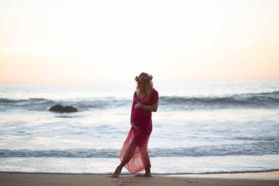 Corinne // Maternity Photoshoot // Sayulita, Mexico