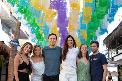 Michelle and Friends // Sayulita, Mexico