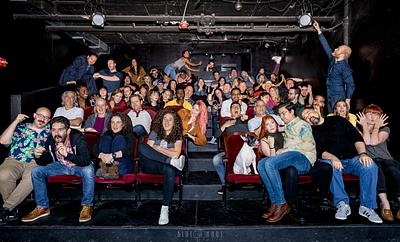 Magnet Theater Family Photo