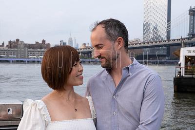 Tomoko & Luca