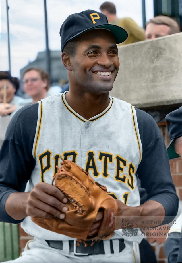 Roberto Clemente - Pittsburgh Pirates (1963)